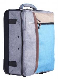 Packenger faltbarer Designer – Handgepäck – Bordcase Bordy aus der Serie Modern Denim