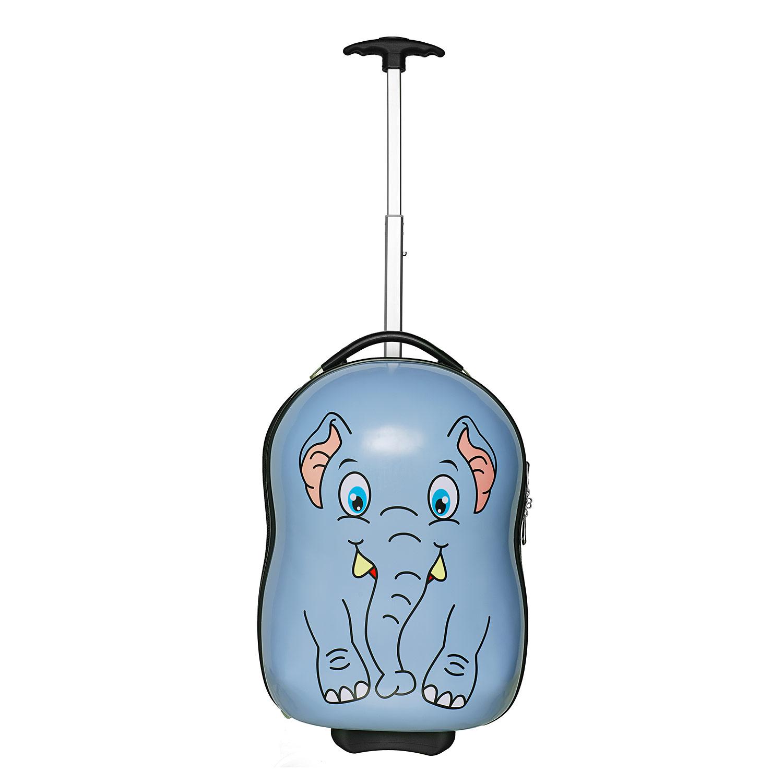 Kinderkoffer Elefant oder Giraffe